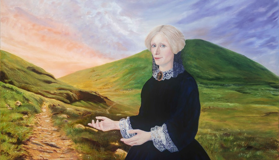 Catherine McAuley by Megan Seres