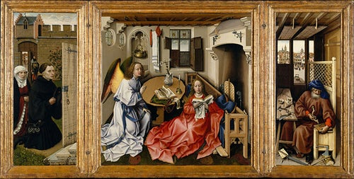 Cosmic coincidence: The Annunciation and Good Friday by Mary Aquin O'Neill rsm