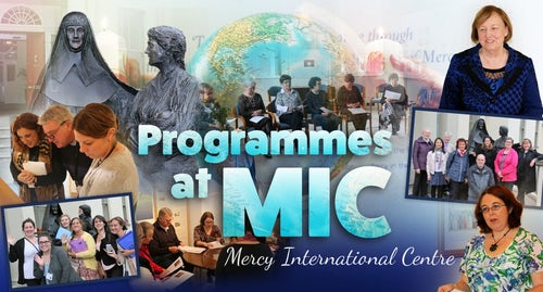 Programmes at Mercy International Centre 2018 -2019