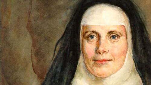 Catherine McAuley and the Example of Mary