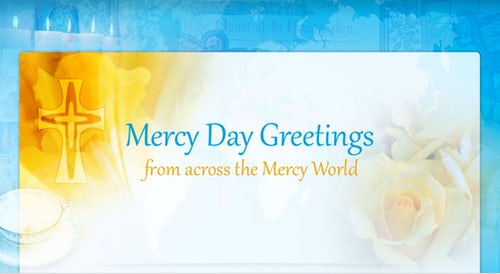 Greetings for Mercy Day 2020