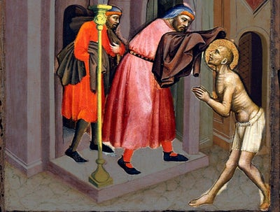 Vatican Museums Collection: The Works of Mercy #3