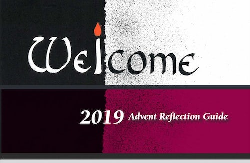 Advent Reflection Guide: Awake! Wonder, Welcome.