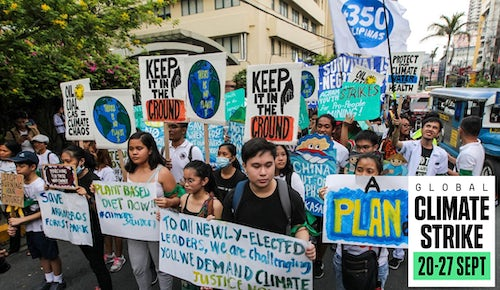 Sisters of Mercy of the Americas Affirm Support for Global Climate Action