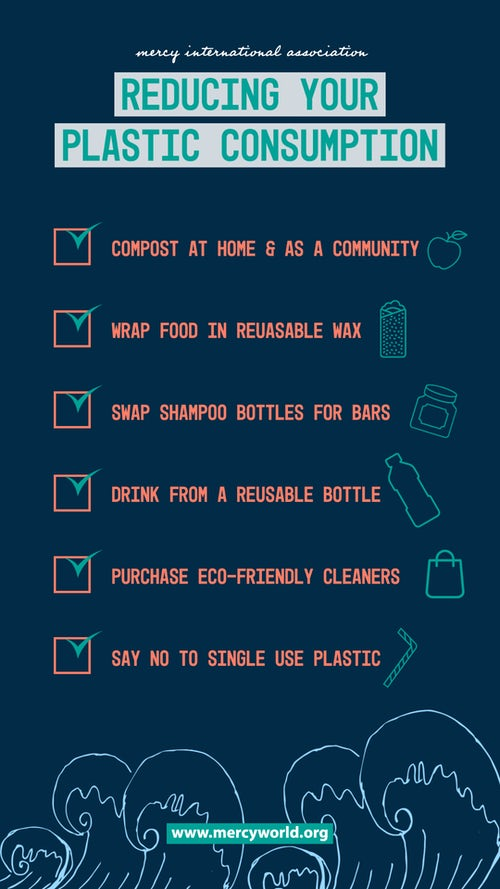 Mercy International: An Imperfect Plastic Free July Challenge