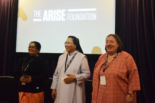 Giving Voice to the Anti-Slavery Commitment of Religious in England and Wales