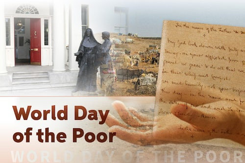 MIA Prayer Intention: For Persons who are Poor