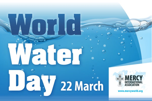 World Water Day, 22 March 2019