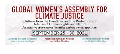 Women's Assembly for Climate Justice
