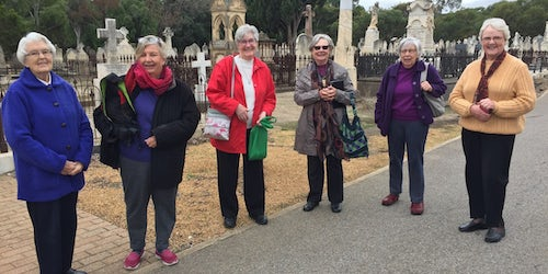 140 Years of the Sisters in South Australia