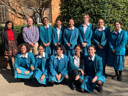 McAuley Students Represent Australia in Space Design Competition