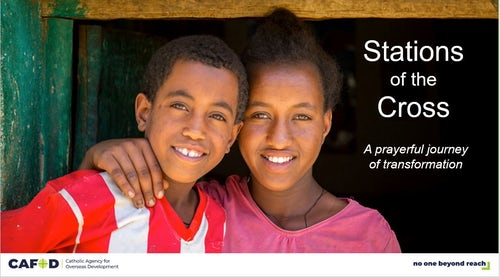 Resources from CAFOD