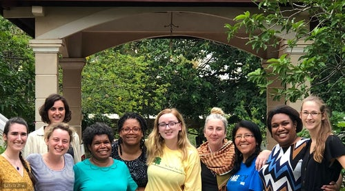 Inaugural Group of Mercy Global Action Emerging Leaders to Graduate