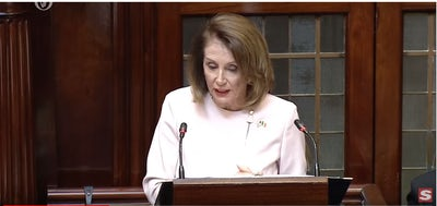 Nancy Pelosi Pays Tribute to the Sisters of Mercy in her Address to the Irish Parliament