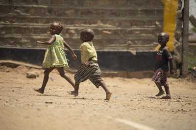 Child poverty in Africa: an SDG emergency in the making