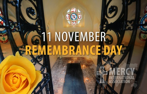Reminder: Remembrance Day at Baggot Street