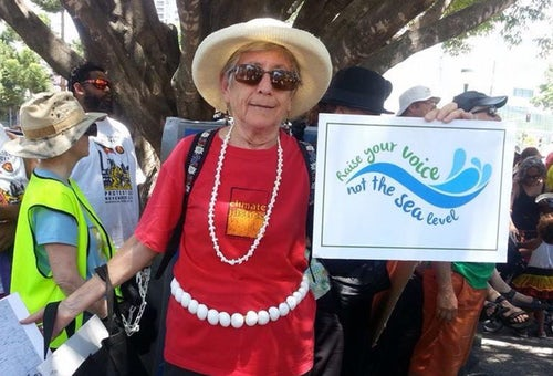Spotlight: Wendy Flannery rsm - Working for Justice and Peace