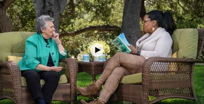 Oprah interviews Joan Chittister and Richard Rohr on their latest books