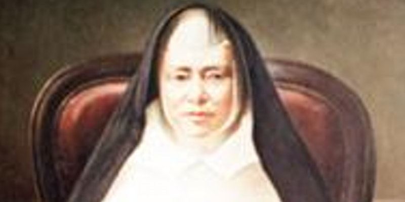 Mother Frances Warde