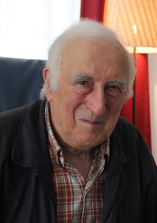 The Man with the Merciful Gaze- Jean Vanier