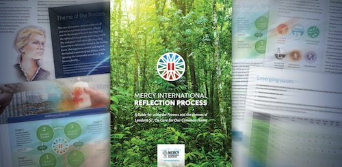 A Guide to the Mercy International Reflection Process Now Available