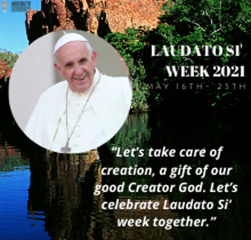 MGA to Participate in Laudato Si' Week