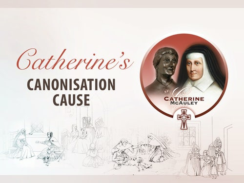 MIA Prayer intention: Catherine's Canonisation Cause
