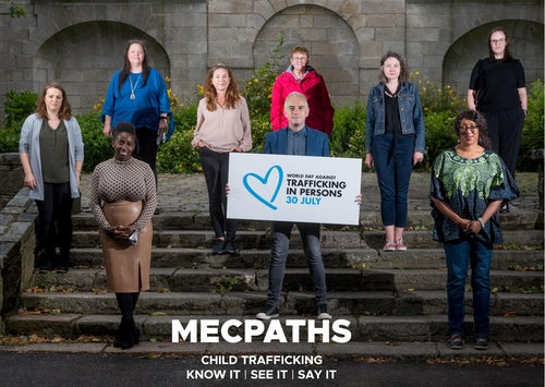 MECPATH Marks World Day Against Trafficking in Persons
