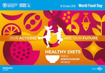 16 October: World Food Day