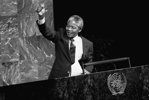 18 July, Nelson Mandela International Day