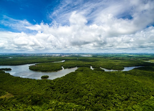 Plastic Pollution - Amazonia: New Paths for the Church and for an Integral Ecology