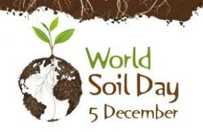 5 December: World Soil Day
