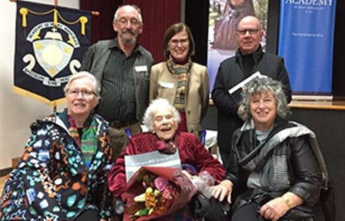 Launch of 'An expression of the Divine Spirit - the artwork of Bernardine Carr rsm'
