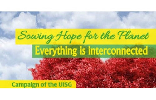 UISG-JPIC Upcoming Webinar: Sowing Seeds of Hope: Listening to the Cry of Earth & the Cry of the Poor