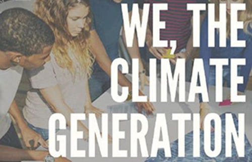 MIA Among Co-Sponsors of Event 'We, the Climate Generation'