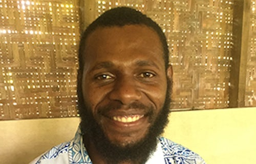 Accessing Education during the Pandemic: Peter's Story