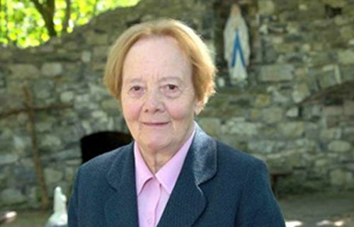 Sr Consilio Hailed for Belief in 'Inherent Dignity' of Each Person
