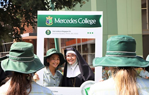 Celebrating 175 years of Mercedes College