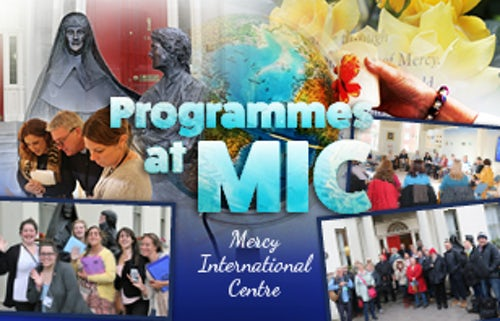 Mercy International Centre Programmes in 2020