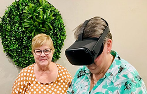 Mercy Connect's Virtual Experience Provides Unique Insight
