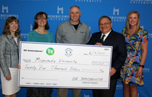 ON Semiconductor Grant Supports Expansion of 'Language of Water' Educational Program