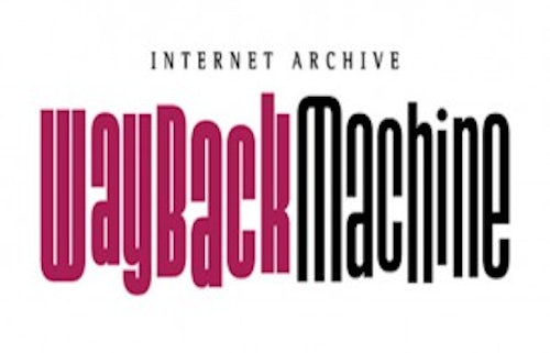 The Wayback Machine:: Fighting Digital Extinction in New Ways