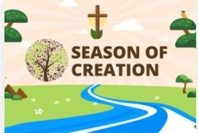 Resources for Season of Creation<br> (1 September-4 October 2021)