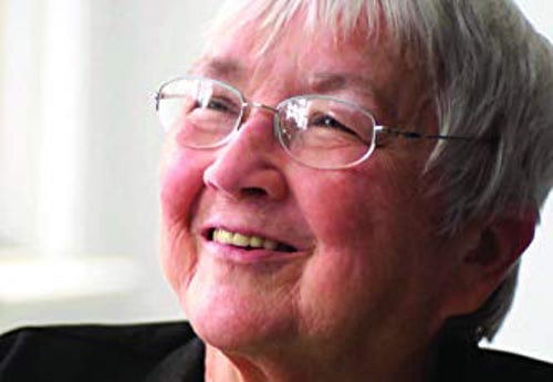 Schenk's biography of Mercy Sr. Theresa Kane a detailed account of visionary's path