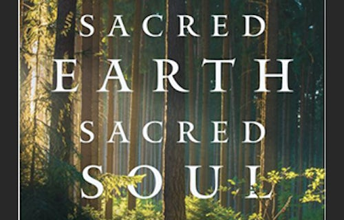 'Sacred Earth Sacred Soul' Online Book Launch