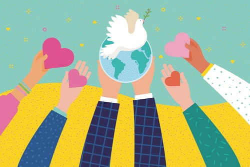 Pope Francis' Message for 52nd World Day of Peace