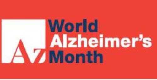 September is World Alzheimer's Month.