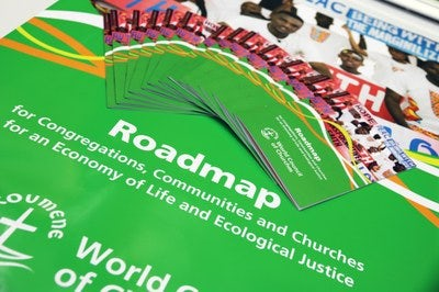 WCC 'Roadmap' resource for eco-justice