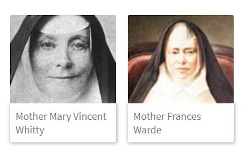 Mercy Foundresses