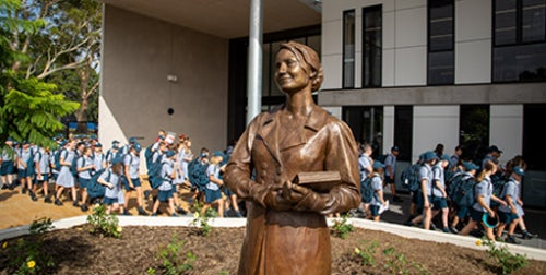 History in the Making: New Catherine McAuley College Opens